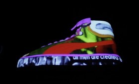 3D Video Mapping PUMA India