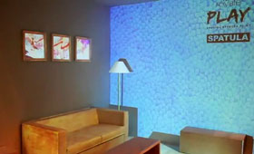 3D Video Mapping Asian Paints India