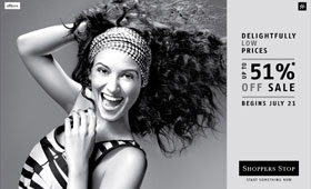 Augmented Reality Shoppers Stop India Secret
