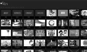 Xtrathin Portfolio Website