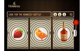 iPad App Hennessy India Remixed