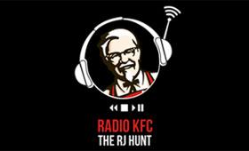 Radio KFC the RJ Hunt Facebook Application
