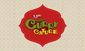 KFC India Curry Crunch Campaign